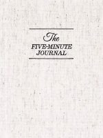 Sportpsychologie boeken_Five Minute Journal